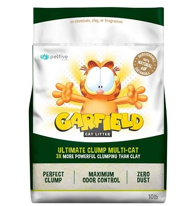 Garfield Cat Litter