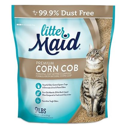 LitterMaid Corn Cob Cat Litter