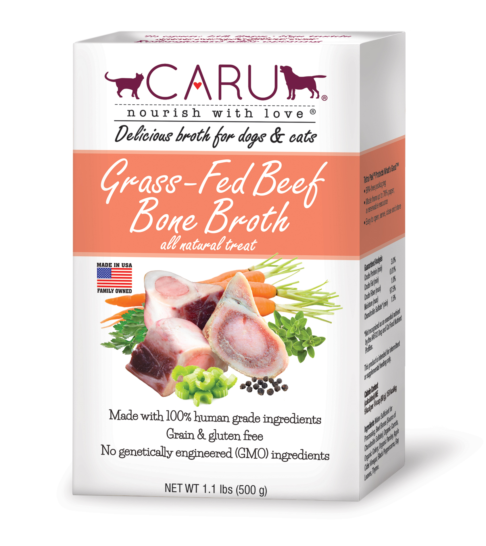 Caru Beef Bone Broth
