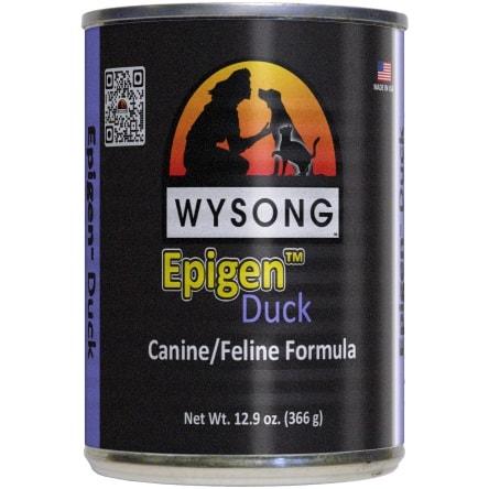 Wysong Epigen Canned Canine/Feline Formula, Duck, 12.9oz