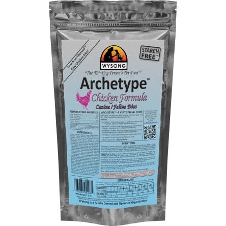 Wysong Archetype, Chicken Formula