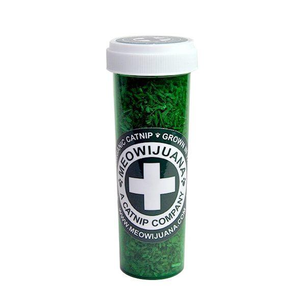 meowijuana organic catnip meowi waui leaf and flake