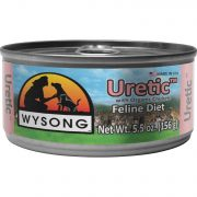 wysong uretic canned cat food single can