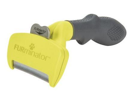 Furminator deshedding tool for cats