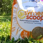sWheat Scoop Premium+ Wheat Cat Litter