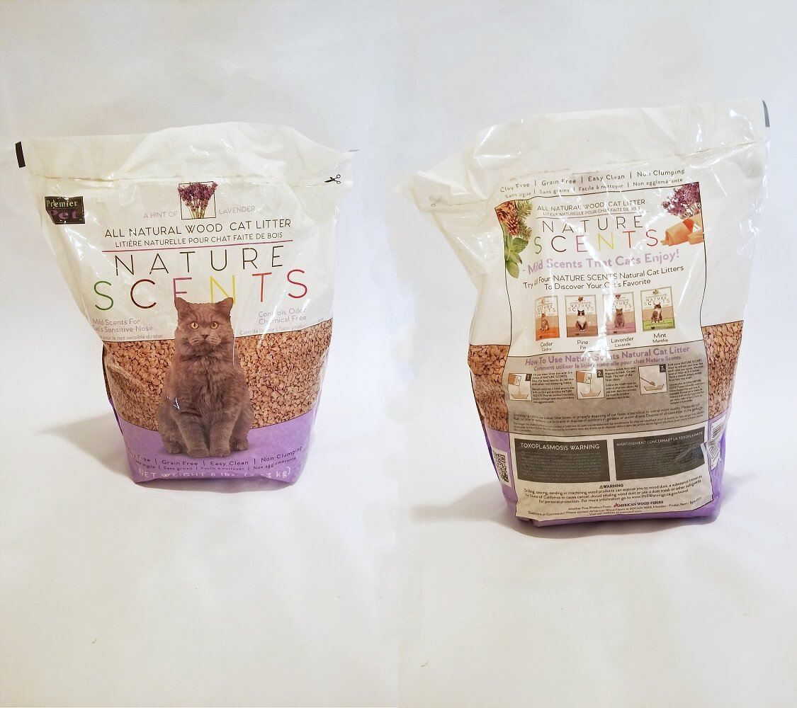 Nature Scents Cat Litter Review: We Tried Lightly Scented Wood Cat Litter