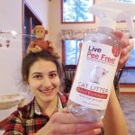 Live Pee Free! Review: We Tried a Cat Urine Odor Eliminator