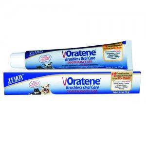 Zymox cat toothpaste