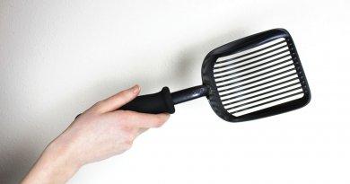 iPrimio Soft Foam Handle Litter Scoop