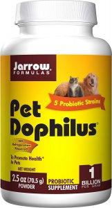 Jarrow Pet Dophilus Probiotics for Cats