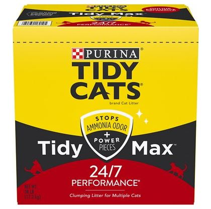 Click the photo to view Tidy Max litter on Chewy