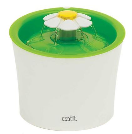 Catit Flower Pet fountain for cats
