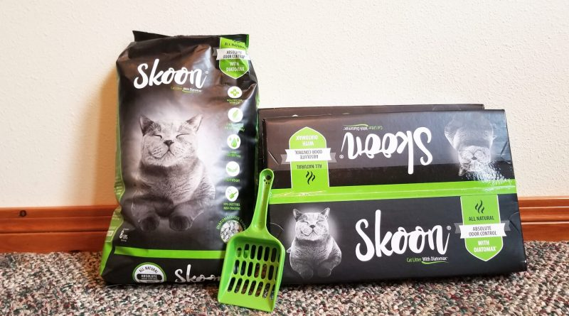 Skoon Cat Litter Review Featured Imag