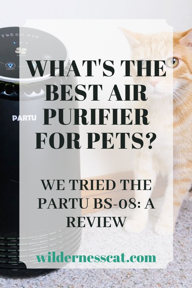 partu air purifier pin 1